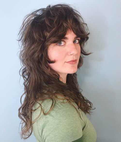 Awe Inspiring 50 Shag Haircuts Worth Trying This Season Julie Il Salon Natural Hairstyles Runnerswayorg