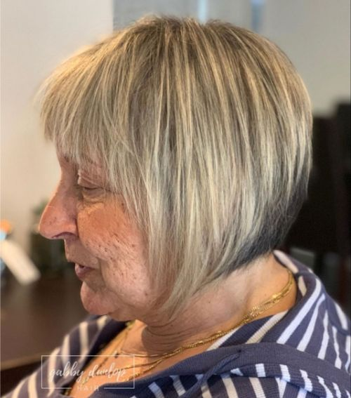 Short Textured Cut for Straight Hair