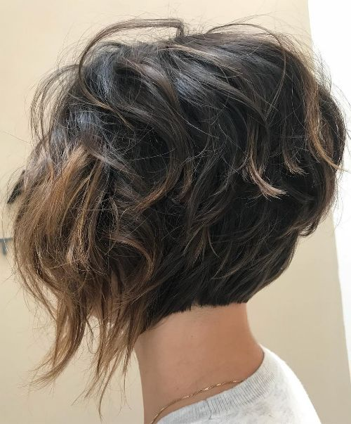 Very Short Hairstyle for Thick Hair