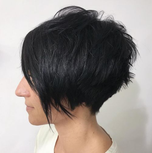 Spiky Pixie with Uneven Layers