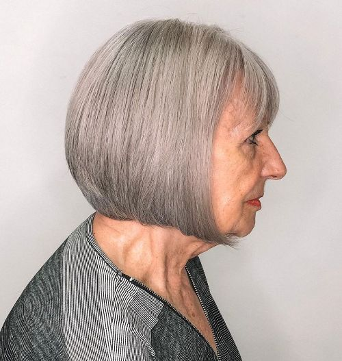 Classic Silver Cut for 70 and Older