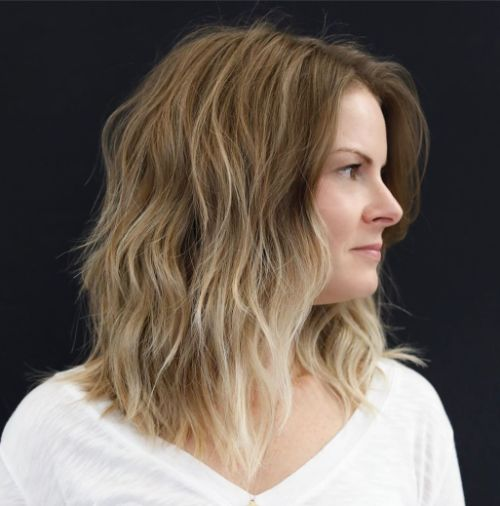 50 Mesmerizing Medium-Length Layered Haircuts For 2020