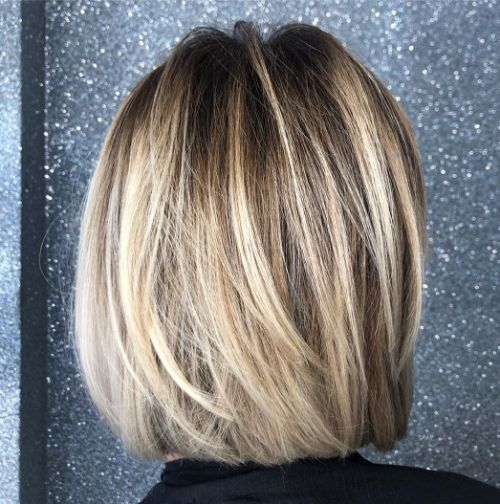 50 Mesmerizing Medium Length Layered Haircuts For 2020 Julie Il Salon